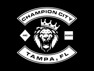 Champion City MC logo design by scolessi