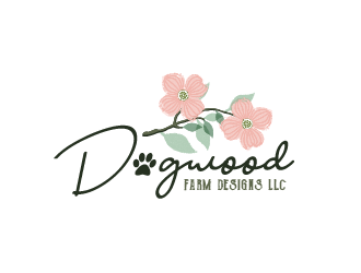 Dogwood Farm Designs LLC logo design