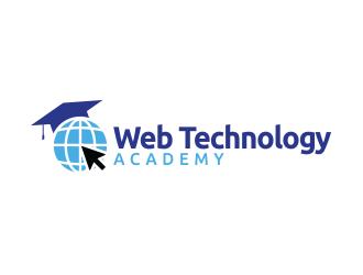 Web Technology Academy logo design
