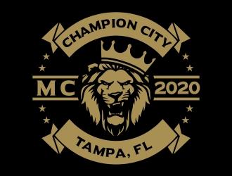 Champion City MC logo design by cikiyunn