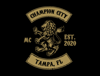 Champion City MC logo design by Ultimatum