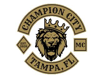 Champion City MC logo design by Kruger
