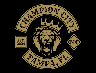 Champion City MC Logo Design