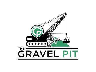 The Gravel Pit logo design