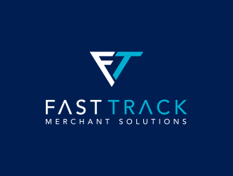 Fast Track Processing SOlutions LLC logo design