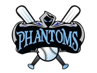 Phantoms logo design