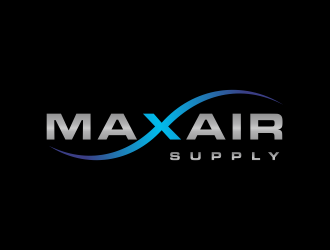 MAXAIR SUPPLY logo design
