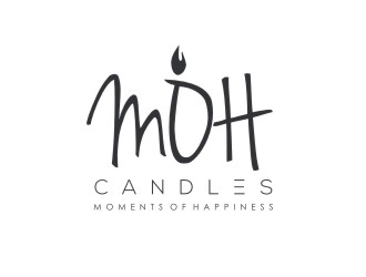 Moments of Happiness logo design