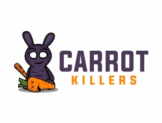 Carrot Killers logo design