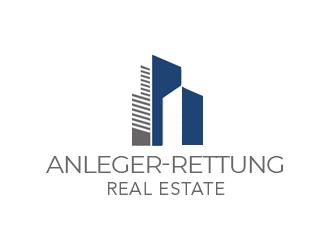 Anleger-Rettung logo design