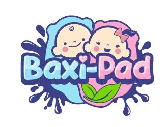 Baxi-Pad logo design