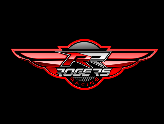 Rogers Racing logo design