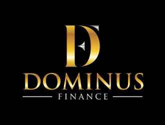 Dominus Finance  logo design