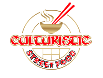 Culturistic logo design