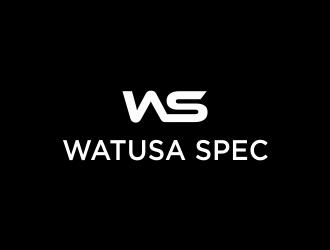 Watusi Spec logo design by santrie