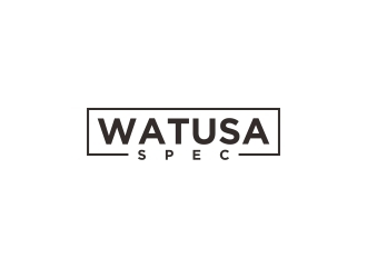 Watusi Spec logo design by agil