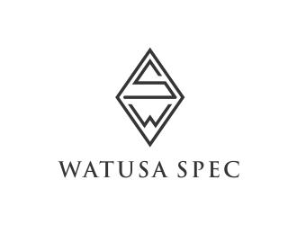 Watusi Spec logo design by kurnia
