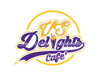 Vs Delights logo design
