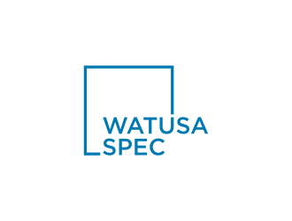 Watusi Spec logo design by .::ngamaz::.