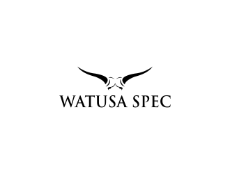 Watusi Spec logo design by luckyprasetyo
