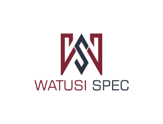 Watusi Spec logo design by pakNton