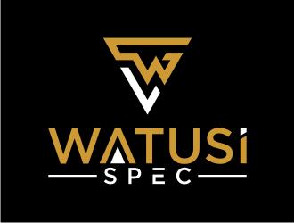 Watusi Spec logo design by icha_icha