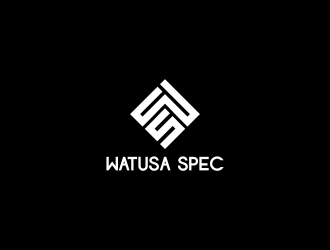 Watusi Spec logo design by rian38