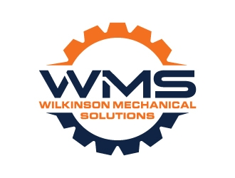 WMS/Wilkinson Mechanical Solutions logo design