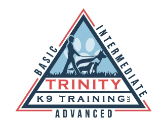 Trinity K9 Training  logo design