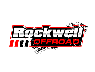 Rockwell Offroad logo design