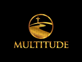Multitude logo design