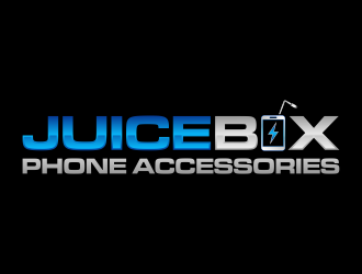 Juice Box logo design