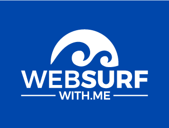 WebSurfWith.me logo design
