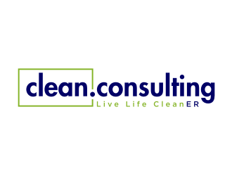 Clean.Consulting logo design