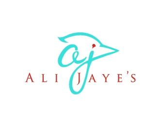 Ali Jayes logo design