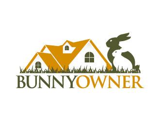 Bunny Owner logo design
