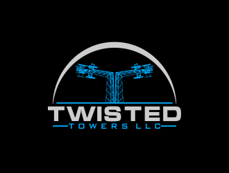 Twisted Towers LLC logo design