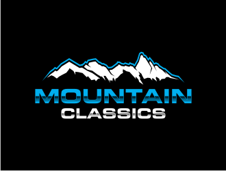 Mountain Classics    or  MC logo design