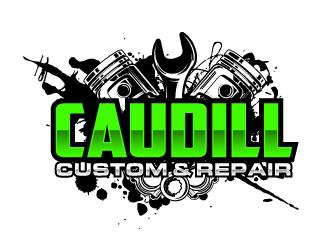 Caudills  logo design