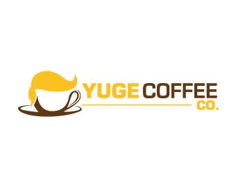 Yuge Coffee Co. logo design
