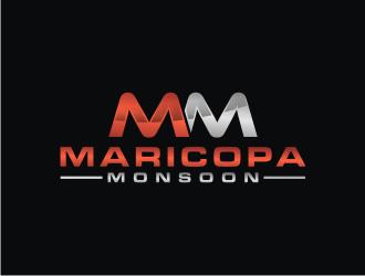 Maricopa Monsoon logo design by bricton