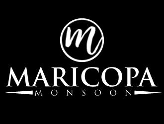 Maricopa Monsoon logo design by AamirKhan