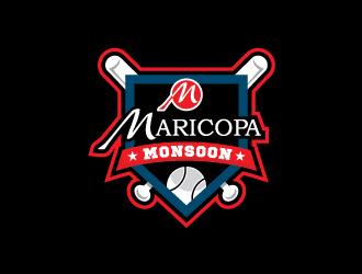 Maricopa Monsoon logo design by zinnia