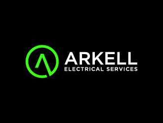 Arkell Electrical Services logo design