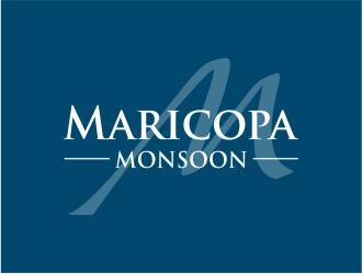 Maricopa Monsoon logo design by Girly