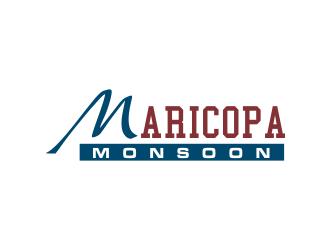 Maricopa Monsoon logo design by done