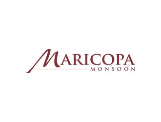 Maricopa Monsoon logo design by ubai popi
