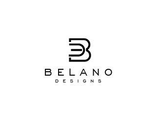 Belano Designs logo design by usef44