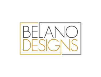 Belano Designs logo design by ekitessar