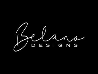 Belano Designs logo design by pakNton